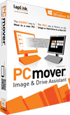PCmover Image and Drive Assistant