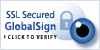 SSL Secured by GlobalSign - Click to Verify