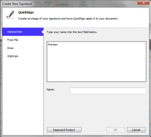 Nitro Pro 12 Productivity Suite Signatures Option