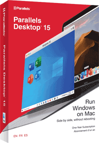 Parallels Desktop 15 Box